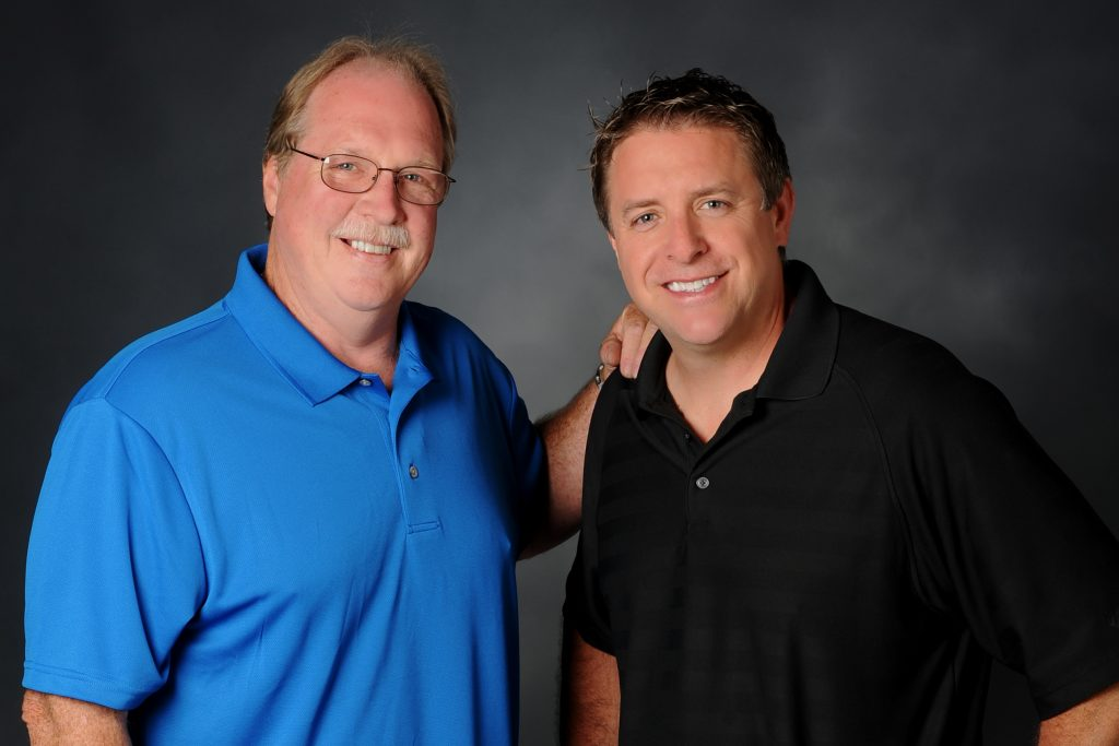Tim Davis-and-Todd Warner