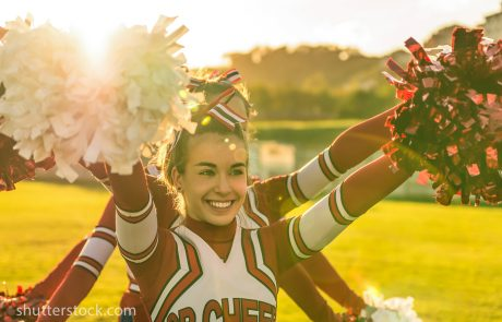 IMPROVE Physical Therapy – Cheer leader